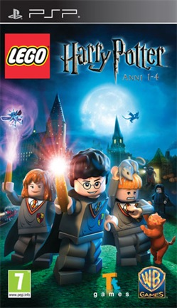 Image of Lego Harry Potter: Anni 1-4