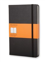 Moleskine Taccuino A Righe - Large