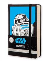 Moleskine agenda 12 mesi  Star Wars  Daily Diary  Pocket  Copertina rigida