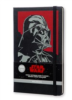 Moleskine agenda 12 mesi  Star Wars Weekly Notebook Diary  Large  Copertina rigida