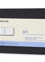 Moleskine Art Plus Album da disegno Pocket Nero