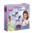 Memo Games The Princess and the Frog