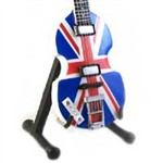 Hofner Bass - Union Jack London 2012 - The Beatles