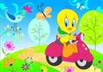 104 Tweety Scooter