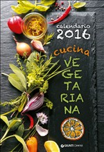 Calendario Cucina Vegetariana 2016