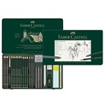 Faber-Castell Set Monochrome Grafite Large