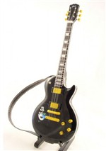 Gibson Les Paul Black - Kiss - Ace Frehley
