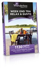 Wonderbox: Week end tra relax & gusto