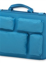 Moleskine Storage Panel - Cerulean Blue