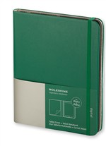Cover Slim Ipad 3&4 Verde Moleskine