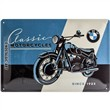 Cartello Tin Sign 20 x 30cm BMW - Classic, 30x0x20 cm