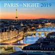 Grande calendario Parigi 2019 colore 29x29