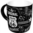 Tazza in ceramica Mugs Highway 66 The Original Adventure, 9x9x9 cm