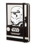 Moleskine agenda 12 mesi  Star Wars Weekly Notebook Diary  Pocket  Copertina rigida