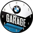 Orologio Wall Clock BMW - Garage, 31x6x31 cm