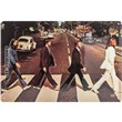 Cartello Tin Sign 20 x 30cm Fab4 - Abbey Road, 30x0x20 cm