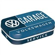 Scatolina mentine Mint Box VW Garage, 6x2x4 cm