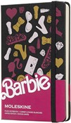 Taccuino Moleskine Barbie Limited Edition pocket a pagine bianche. Accessories