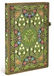 Taccuino notebook Paperblanks Poesia in fiore midi a pagine bianche