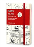 Moleskine agenda 18 mesi  Peanuts  Weekly Notebook Diary  Pocket  Copertina rigida