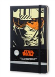 Moleskine agenda 18 mesi  Star Wars Weekly Notebook Diary  Large  Copertina rigida