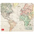 Mousepad. Travel