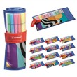 Pennarelli STABILO Pen 68. Rollerset JUST LIKE YOU 25 colori