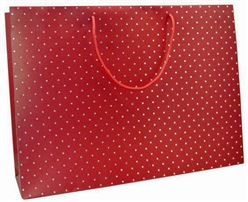Sacchetto regalo Gift Bag Extra Large. Red