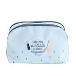 Beauty case - Forse non puntuale, ma sempre 25,5x16,7x9 - MR WONDERFUL