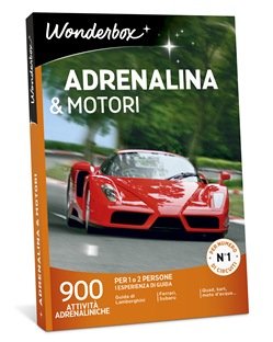 Image of Adrenalina & Motori