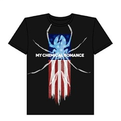 My Chemical Romance. California 2019 (T-shirt Small)
