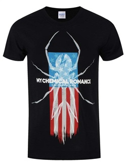 My Chemical Romance. California 2019 (T-shirt Large)
