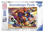 Ravensburger 10562 Disney Big Hero 6 Puzzle 100 pezzi