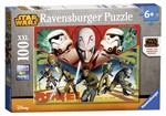 Ravensburger 10563 Star Wars Rebels Puzzle 100 pezzi