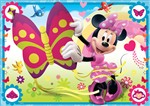 Ravensburger 5321 Minnie Mouse Puzzle 60 pezzi