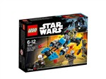 LEGO Star Wars TM 75167 - Battle Pack Speeder Bike™ del Bounty Hunter