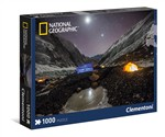 Clementoni 39310 National Geographic Everest Camp Puzzle 1000 Pezzi