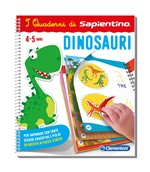 Clementoni 13299 Attaccastacca Dinosauri