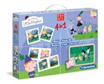 Clementoni 13314 Edukit 4 in 1 Ben & Holly
