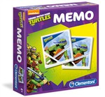 Clementoni 13467 Memo Games Ninja Turtles