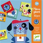 Educational game - Memo gigante Animali