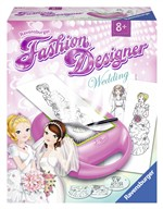 Ravensburger 18516 Fashion Designer Wedding
