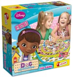 Lisciani 43798 Doc Mcstuffins The Game
