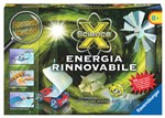 Ravensburger 18872 Science X Energia rinnovabile