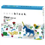 Nanoblock NB-016 set trasparenti colorati