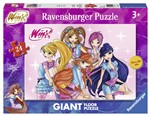 Ravensburger 5442 Winx Day by day fairies Puzzle 24 pezzi