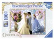 Ravensburger 10566 Disney Cenerentola Movie Puzzle 100 pezzi