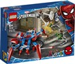 LEGO Super Heroes (76148). Spider-Man vs. Doc Ock