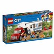 LEGO 60182 City Great Vehicles -  Pickup e Caravan