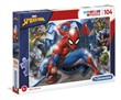 Marvel Spider-Man 104 pezzi Supercolor Puzzle